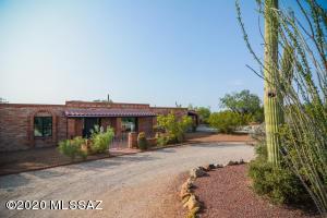 4261 N Old Ranch Road, Tucson, AZ 85743