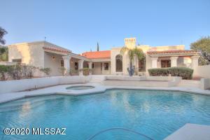 5691 N Moccasin Trail, Tucson, AZ 85750