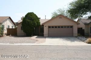 5033 W Condor Drive, Tucson, AZ 85742