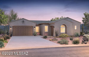 2444 W Goodnight Trail, Tucson, AZ 85742