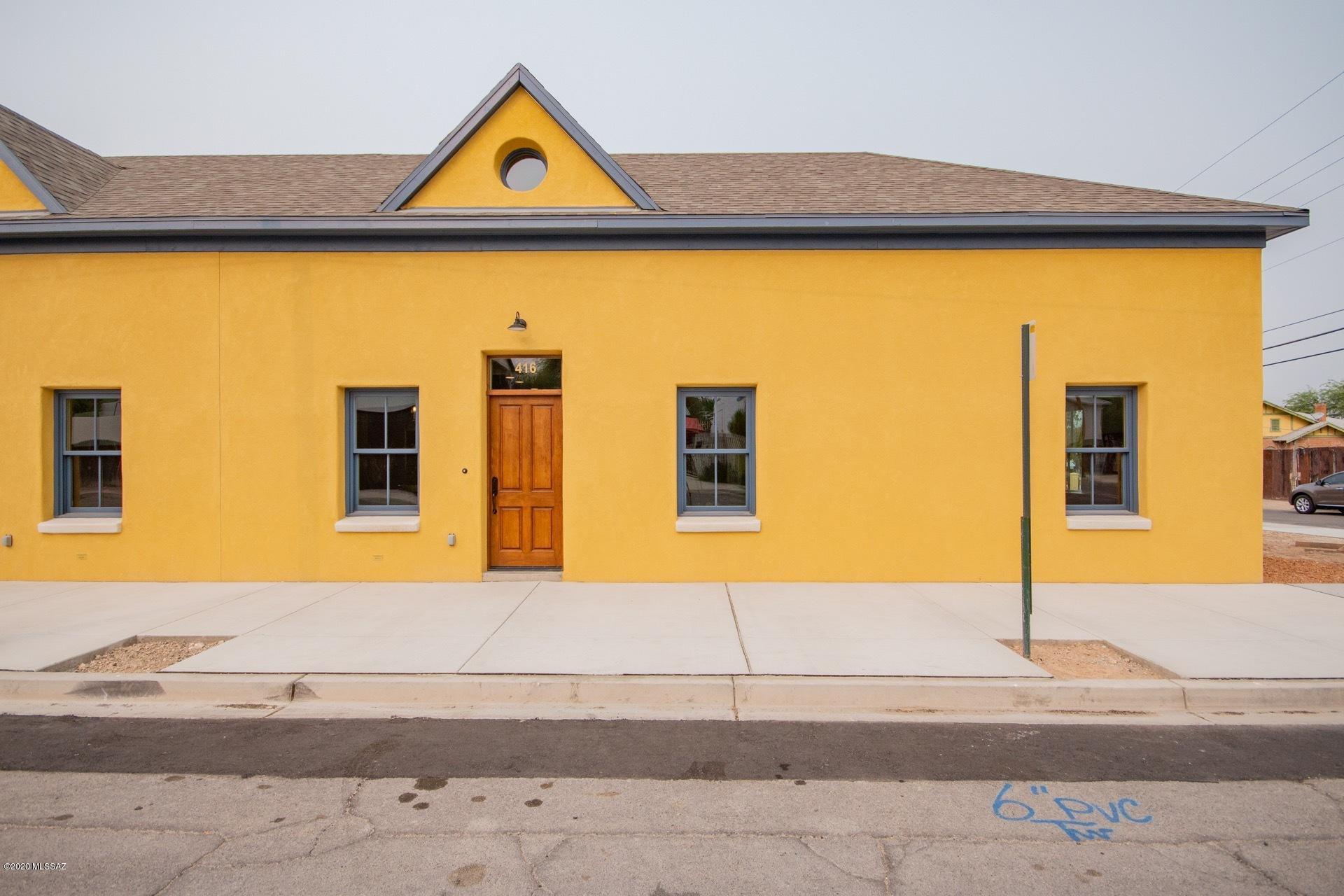 Photo of 416 S Meyer Avenue, Tucson, AZ 85701