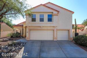 11915 N Deer Clover Lane, Oro Valley, AZ 85737