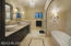 Spa-Like luxe Master bath, impeccably designed & beautifully efficient