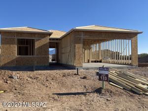 820 N Magellan Scope Trail N, Lot 133, Green Valley, AZ 85614