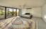 Master bedroom w/sitting area