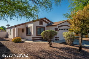 10166 E Desert Gorge Drive, Tucson, AZ 85747