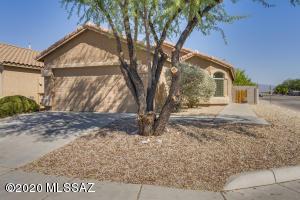 8395 S Minoan Drive, Tucson, AZ 85747