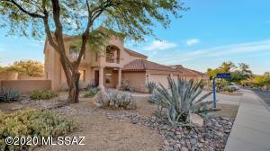 10247 N Calle Del Carnero, Tucson, AZ 85737