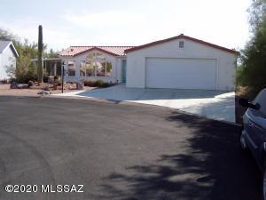 7737 W Platinum Drive, Tucson, AZ 85735