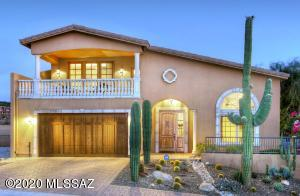 7576 N Viale Di Buona Fortuna, Tucson, AZ 85718