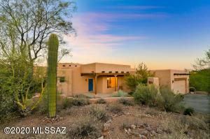 2152 N Whispering Bells Drive, Tucson, AZ 85745