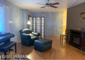 WITH LARGE LIVING SPACE!