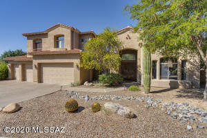 6388 N Pinnacle Ridge Drive, Tucson, AZ 85718