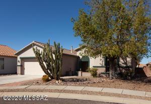 7712 W Mission Canyon Place, Tucson, AZ 85743