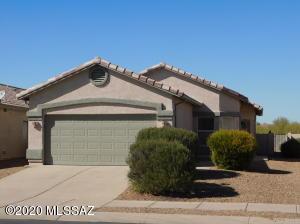 9399 N Painted Sky Drive, Tucson, AZ 85743