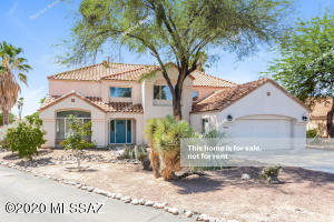 10704 N Eagle Eye Place, Tucson, AZ 85737