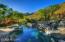 PebbleTec Pool with Two Waterfalls