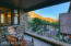 Private Owner's Suite Balcony with Gorgeous Desert Views