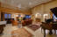 Formal Great Room with Wet Bar for Entertaining Family, Friends, or Colleagues