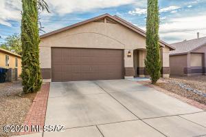 8765 S Desert Rainbow Drive, Tucson, AZ 85747