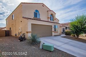 8253 W Canvasback Lane, Tucson, AZ 85757