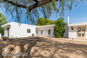 Mid-Century Modern Home lovingly and extensively renovated.
