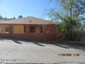 108 E Hudgins Street, Nogales, AZ 85621