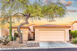 5825 N Misty Ridge Drive, Tucson, AZ 85718