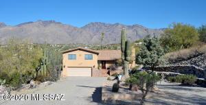 4579 N Paseo Bocoancos, Tucson, AZ 85750