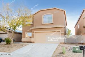 6352 E Butte Stone Drive, Tucson, AZ 85756