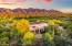 Panoramic Catalina Mountain and Stone Canyon golf views!