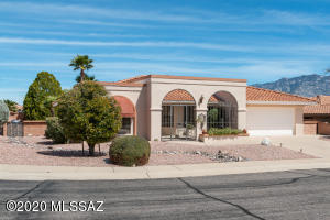 14550 N Crown Point Drive, Oro Valley, AZ 85755