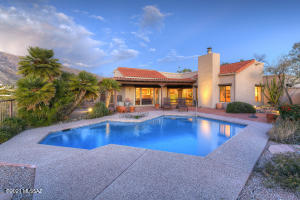 5551 E Shadow Ridge Drive, Tucson, AZ 85750