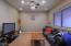 Den/Office Area Off of Living Room