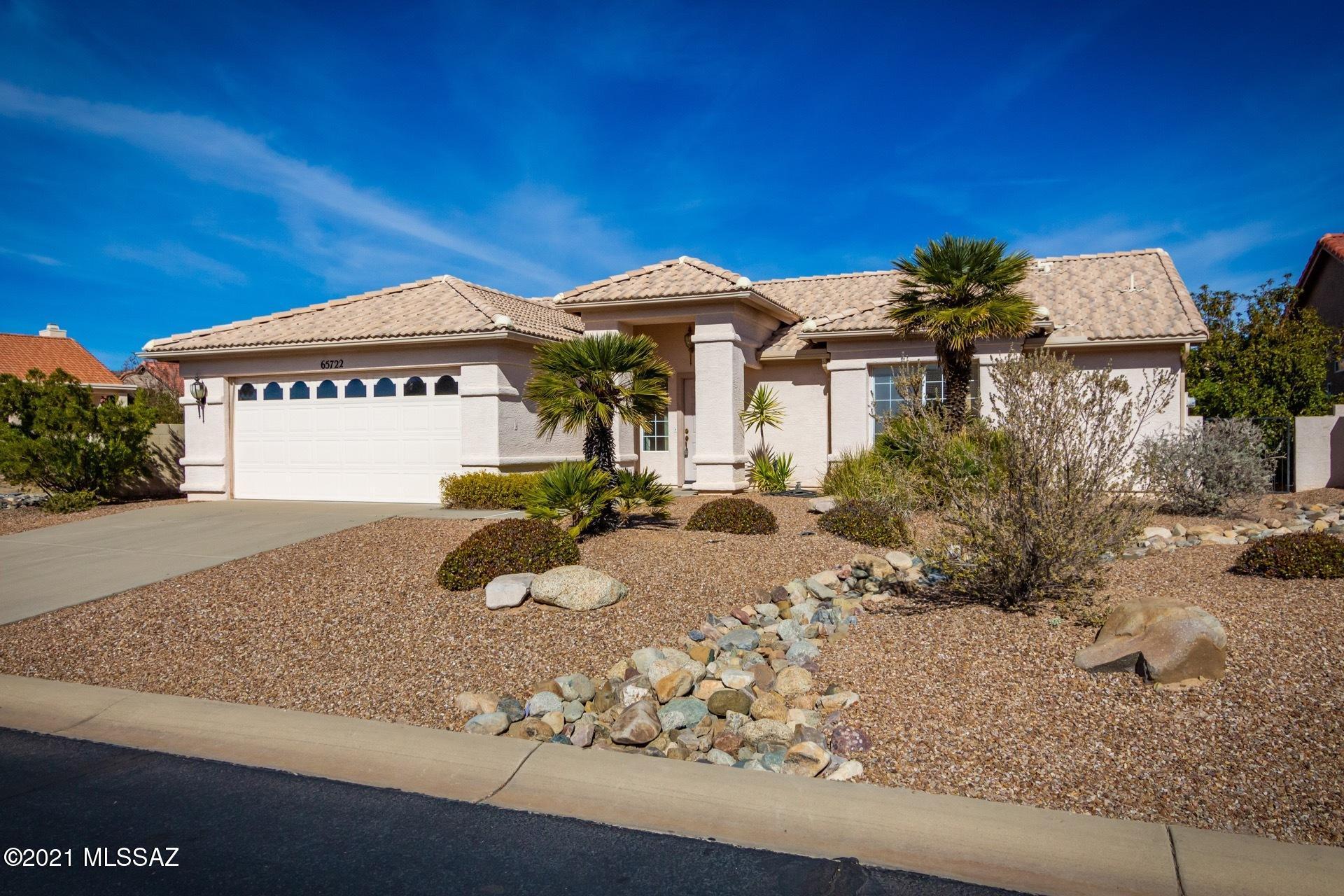 Photo of 65722 E Desert Moon Drive, Saddlebrooke, AZ 85739