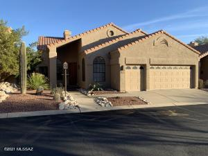 5880 N Golden Eagle Drive, Tucson, AZ 85750