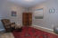 Master suite office/excercise room
