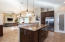 Open kitchen/living Concept
