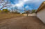 North Side of the House & Yard. Perfect For Gardening Fruits & Vegetables Or Adding An Outbuilding
