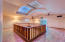 Upstairs Library with Double Pella Skylight and Deck With Views Of The N/E Mountains
