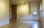 Master bedroom features efficient, modern windows