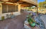 wide wraparound rear covered patio