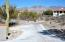 Close in views of the Catalina Mountains to the north
