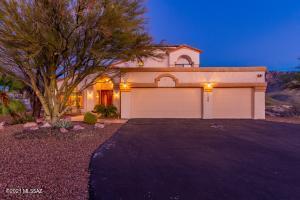 11460 N Skywire Way, Tucson, AZ 85737