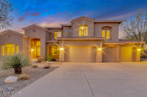 6083 N Pinnacle Ridge Drive, Tucson, AZ 85718