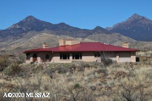 121 Tejano Springs Road, Tubac, AZ 85646