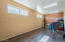 additional 250 sq ft for office, studio or workshop is cooled