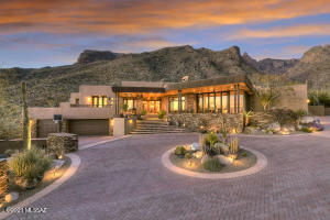 7598 N Secret Canyon Drive, Tucson, AZ 85718