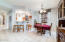 Open floor plan designed with family and friends in mind.