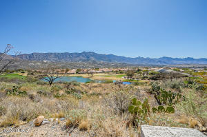 Elevated Golf Course Lot with Lake and Mountain Views